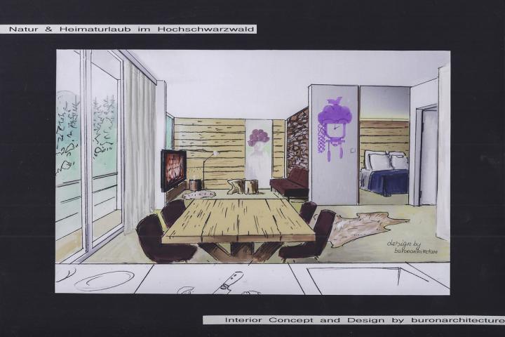 Planet Schwarzwald wohndesign und nestbau design ferienwohnungen